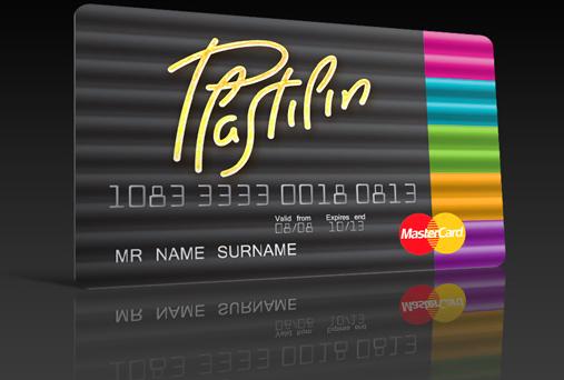 Кредитная карта Пластилин онлайн