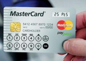 Кредитные карты будущего