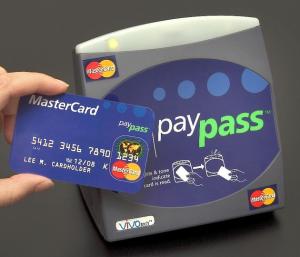Технология MasterCard PayPass