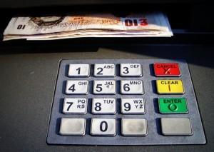 Использование банкомата за рубежом