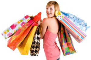 Кредитомания: распродажи в магазинах