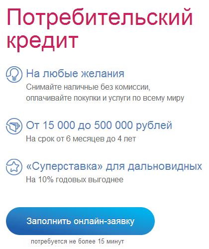 Кредит Супер Лето